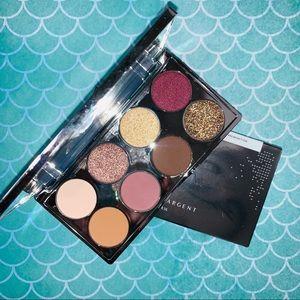 BELLE EN ARGENT Eyeshadow Palette Plum Premonition